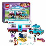 LEGO Friends 41125 Paardendokter Trailer