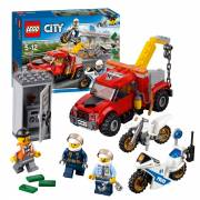 LEGO City 60137 Sleeptruck Probleem
