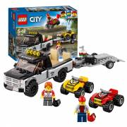 LEGO City 60148 ATV Raceteam
