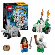 LEGO Super Heroes 76070 Mighty Micros: Wonder Woman vs. Doom