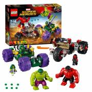 LEGO Super Heroes 76078 Hulk vs. Red Hulk