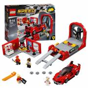 LEGO Speed Champions 75882 Ferrari FXX K& Development Center
