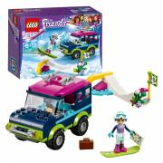 LEGO Friends 41321 Wintersport Terreinwagen