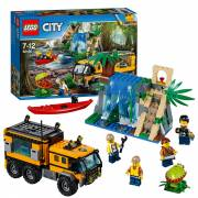 LEGO City 60160 Jungle Mobiel Laboratorium