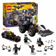 LEGO Batman 70915 Two-Face's Dubbele Verwoesting