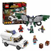LEGO Super Heroes 76083 Spiderman Pas op voor Vulture