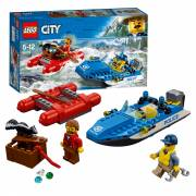 LEGO City 60176 Wilde Rivierontsnapping