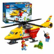 LEGO City 60179 Ambulancehelikopter