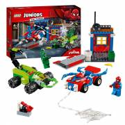 LEGO Juniors 10754 Spider-Man vs. Scorpion Straatduel
