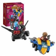 LEGO Marvel Super Heroes 76090 Mighty Micros Star-Lord vs Ne
