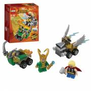LEGO Marvel Super Heroes 76091 Mighty Micros Thor vs Loki