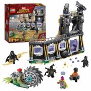 LEGO Marvel Super Heroes 76103 Corvus Glaive thresheraanval