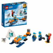 LEGO City Arctic Expedition 60191 Poolonderzoekersteam