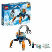 LEGO City Arctic Expedition 60192 Poolijscrawler