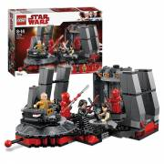 LEGO Star Wars 75216 Snoke's troonzaal