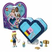 LEGO Friends 41356 Stephanie's Hartvormige Doos