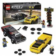 LEGO Speed Champions 75893 Dodge Challenger SRT 2018 Demon e