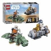 LEGO Star Wars 75228 Escape Pod vs. Dewback Microfighters