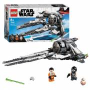Lego Star Wars 75242 Black Ace TIE Interceptor