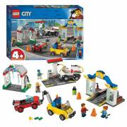 LEGO City Town 60232 Garage