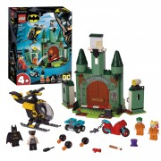 LEGO Super Heroes 76138 Batman & The Joker Ontsnapping