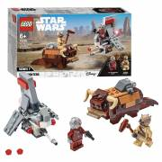 LEGO Star Wars 75265 T-16 Skyhopper vs. Bantha Microfighters