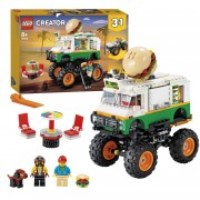 LEGO Creator 31104 Hamburger Monstertruck