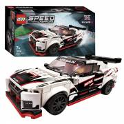 LEGO Speed Champions 76896 Speed Champions Nissan GT-R Nismo