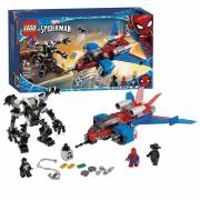 LEGO Super Heroes 76150 Spiderjet Vs Venom Mecha