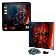 LEGO ART 31200 Star Wars De Sith