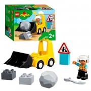 LEGO DUPLO 10930 Construction Bulldozer
