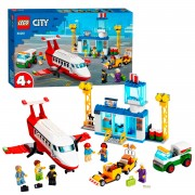 LEGO City Airport 60261 Centrale Luchthaven