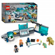 LEGO Jurassic World 75939 Dr. Wu's laboratorium: Ontsnapping