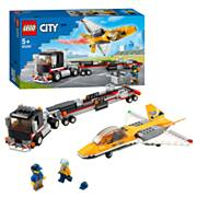 LEGO City 60289 Vliegshowjettransport
