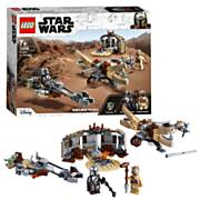 LEGO Star Wars 75299 Problemen op Tatooine Set