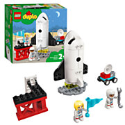 LEGO DUPLO 10944 Space Shuttle Missie