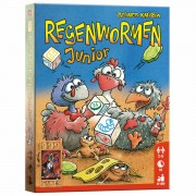 Regenwormen Junior