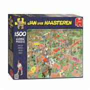 Jan van Haasteren -  Crazy Golf, 1500st.