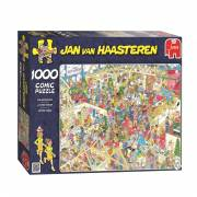 Jan van Haasteren - Winter Fair, 1000st.