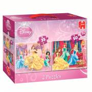 Disney Prinses Belle Puzzel 2in1