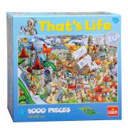 That's Life Puzzel - Amusement Park