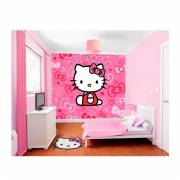 Walltastic Posterbehang Hello Kitty