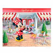 Walltastic Posterbehang Minnie Mouse