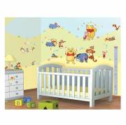 Walltastic Muurstickers Disney Winnie de Poeh