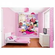 Walltastic Posterbehang Minnie Mouse XL