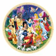 Wonderful World of Disney 1, 1000st.