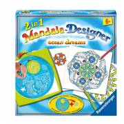 Mandala-Designer 2in1 - Ocean Dreams