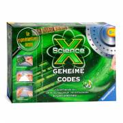 ScienceX Geheime Code's