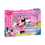 Minnie Mouse Puzzel, 24st.