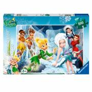 Disney Fairies Winter, 100st. XXL